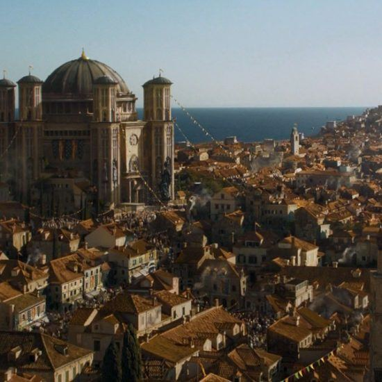 king's landing game of thrones dubrovnik