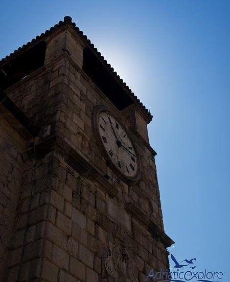 montenegro clock tower