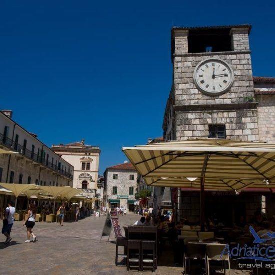 montenegro clock