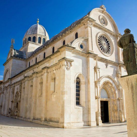 saint james cathedral in sibenik