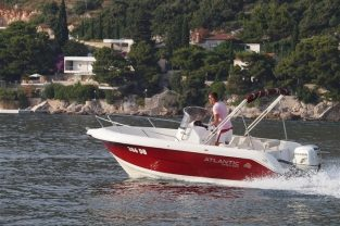 atlantic open 555 boat rental