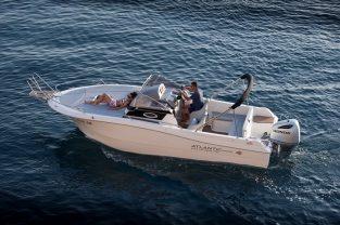 atlantic suncruiser 730 boat rental dubrovnik
